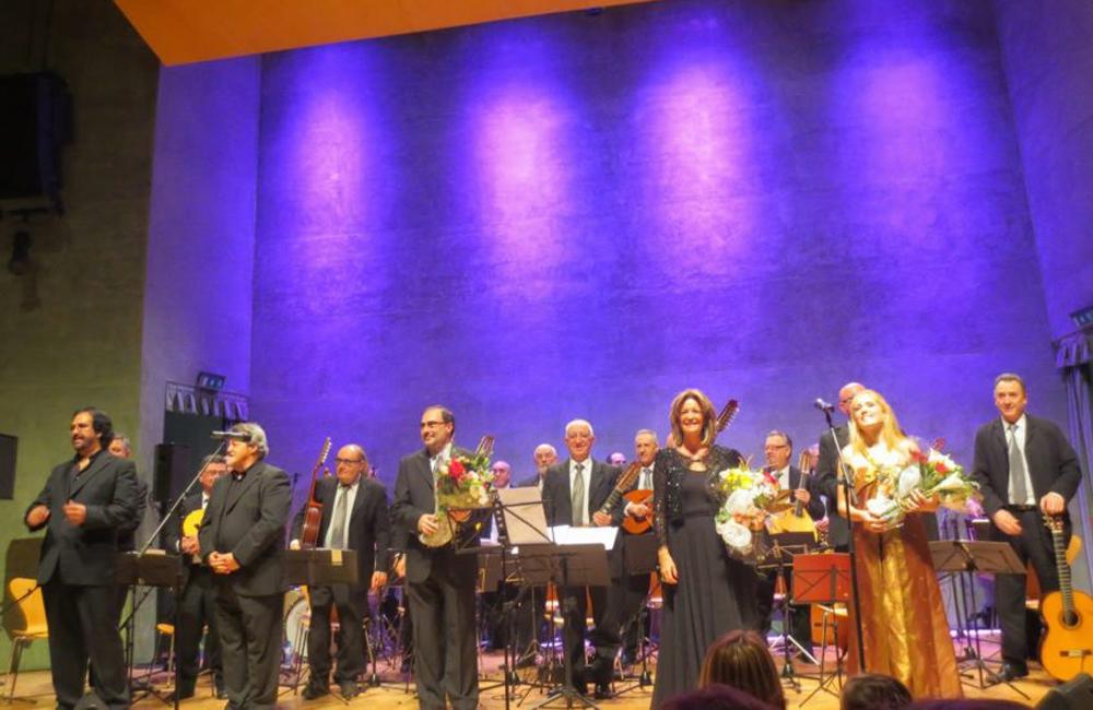 Nuevo éxito del concierto solidario de Ars Tunae