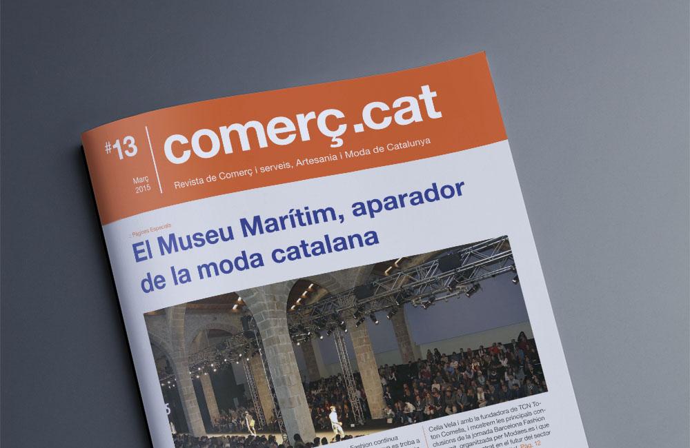 Revista Comerç.cat número 13