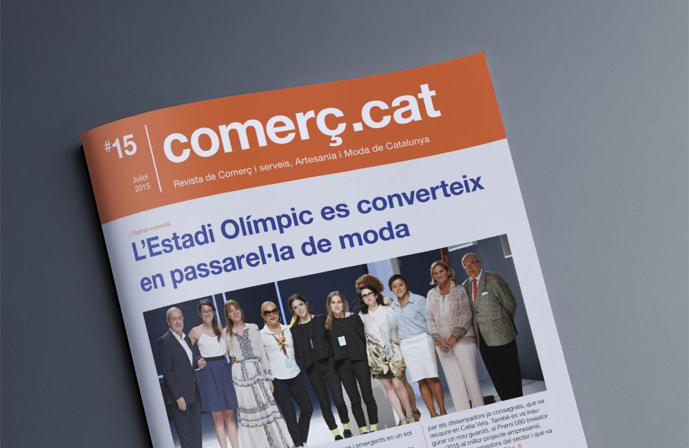 Revista Comerç.cat número 15