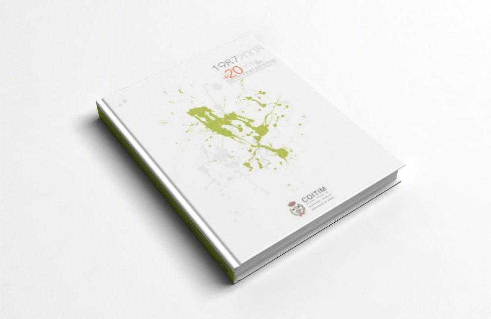 libro 20 aniversario COITIM