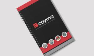 libreta coyma