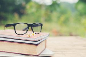 Fondo gafas