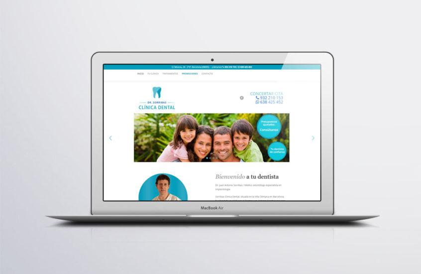 pagina web sorribas