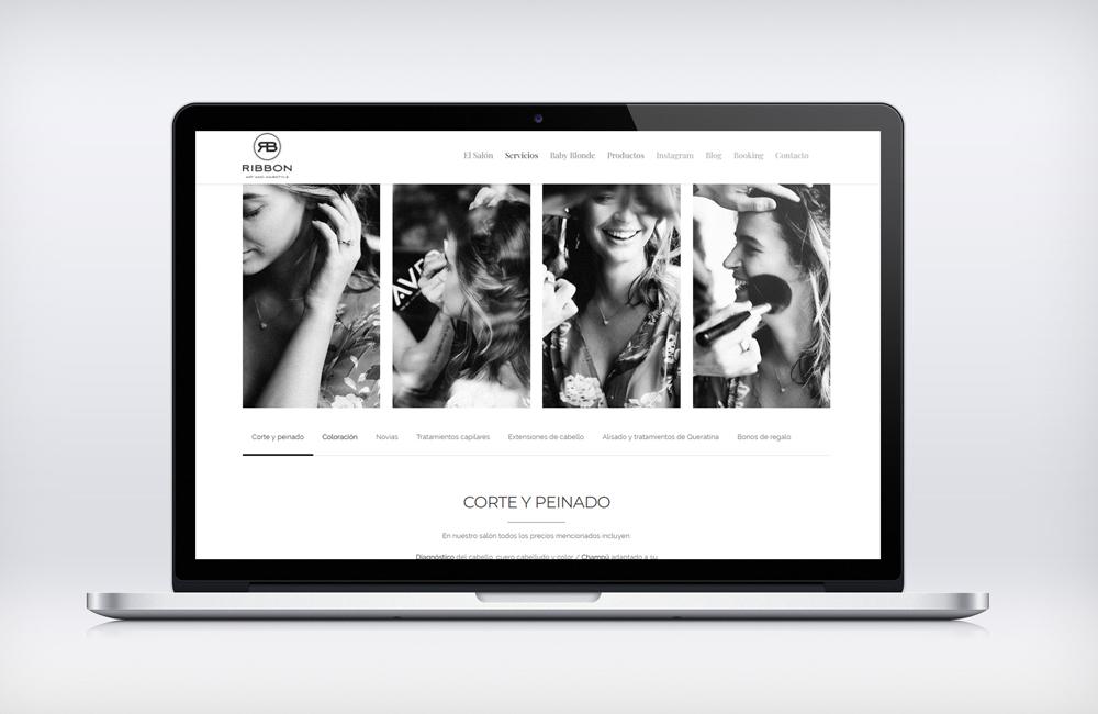 Ribbon lanza su nueva web