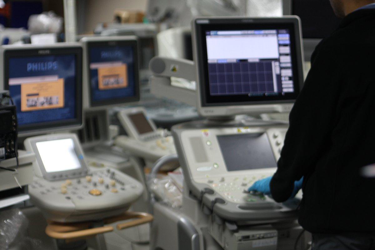 La reutilización de equipamientos médicos ayuda a reducir las emisiones de CO2