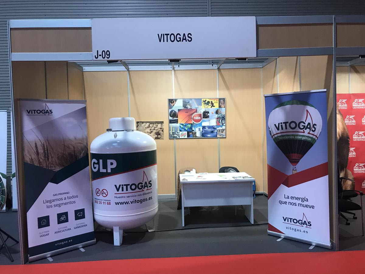 Vitogas, presente en la Semana Verde de Galícia